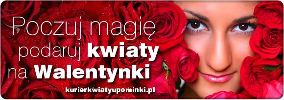 Wysyłka kwiatów na Walentynki Kwiaciarnia Radom