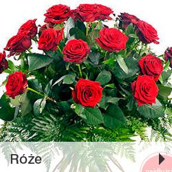 Róże Poczta Kwiatowo-Upominkowa Augustów