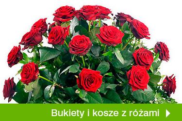 Róże Poczta Kwiatowo-Upominkowa