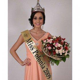 Bukiet Miss Polonia 2009