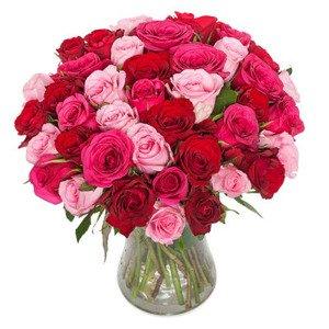 """Bukiet """"Płatki róż"""""""
