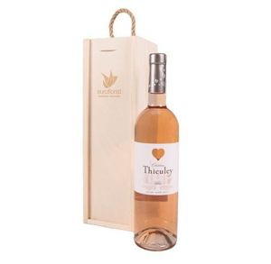 Wino Chateau Thieuley Rose